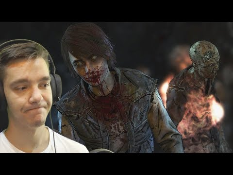 Promiň mi to.. - The Walking Dead: Final Season | #19