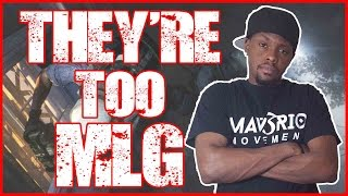 Rainbow Six Siege Multiplayer Gameplay - THEY ARE TOO MLG!