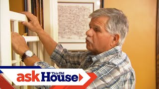 How To Repair Damaged Window Sash Cords | Ask This Old House
