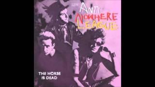 Anti-Nowhere League - The Horse is Dead - 14 - Runaway