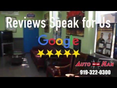 AutoMan Car Care Center video