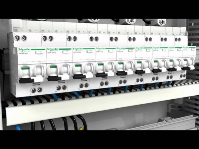 Residual Current Devices Rcd Overload Protection Schneider Electric Australia