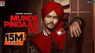 Munde Pindaan De : Himmat Sandhu (Full Song) Laddi Gill | Latest Punjabi Song 2020 | GK DIGITAL