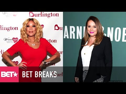 Wendy Williams Has Meltdown Over Angie Martinez' New Talk Show - BET Breaks