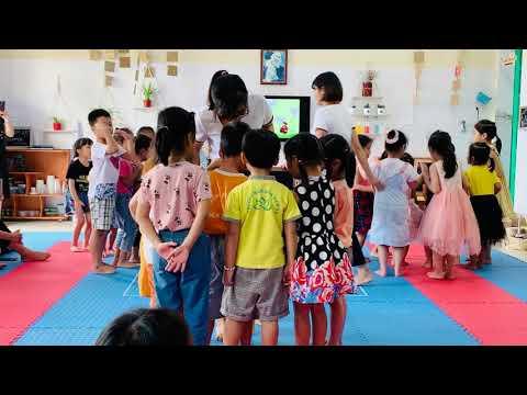 Trường Mầm non Nam Hà - Ứng dụng phương pháp Steam vào hoạt động âm nhạc lứa tuổi 5 - 6 tuổi