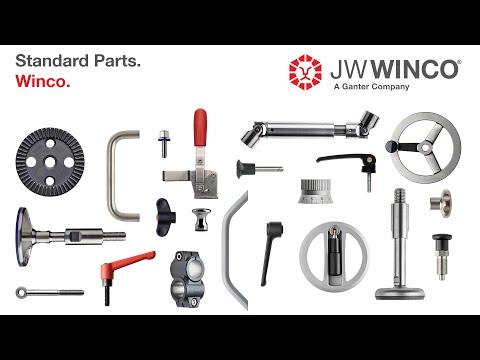 J.W. Winco Showcase - Manufacturing Marvels