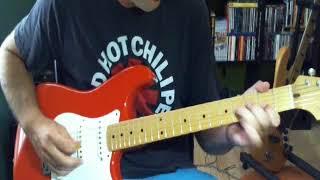 Emparedado - Extremoduro cover guitarra