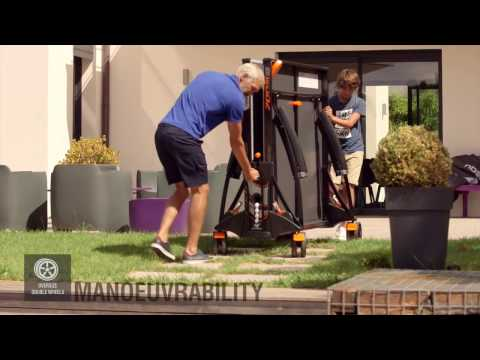 Cornilleau Performance 700M Crossover Outdoor Table Tennis Table - Video Presentation