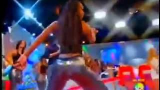 Dançarina Gostosa Dançando Kuduro No SBT   YouTube
