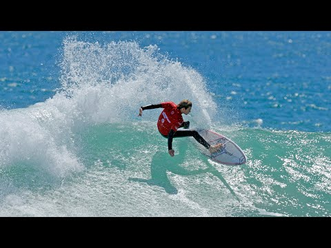 Surf competition at Avalon Point