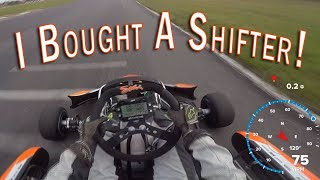 I bought a Shifter Kart - First Day!!!
