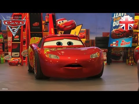CARS 3 | Brand New DVD Trailer | Official Disney Pixar UK
