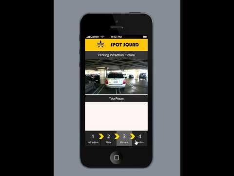 SpotSquad Mobile App