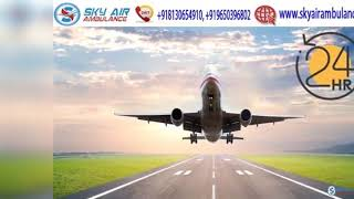 Book a Reasonable Price Air Ambulance from Kolkata