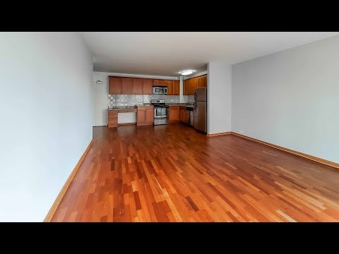 Tour a spacious Lakeview East 1-bedroom at The Van der Rohe