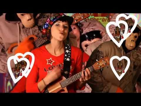 "Laura Stone & The Grrr Animals ~ We Love You ""Eleuke"""
