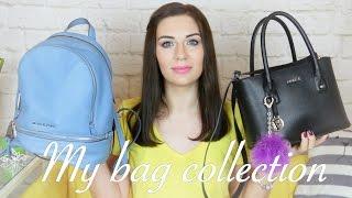 Моя коллекция сумок Furla, Michael Kors, BCBG, Pinko, Clips, SGPG | Dasha Voice