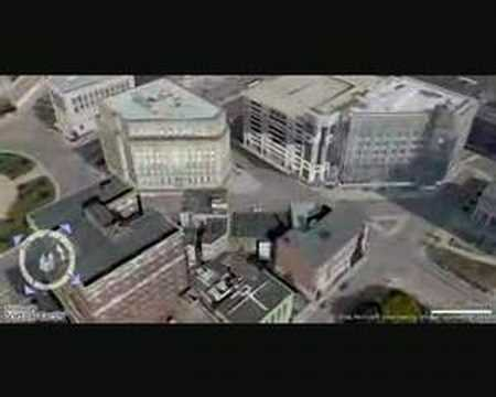 Virtual Earth - Buffalo