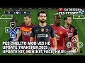 Download Lagu RILIS!! PES Chelito MOD V15 HD  Fix UCL, Update Face and Call Name Peter Drury Mp3 Free