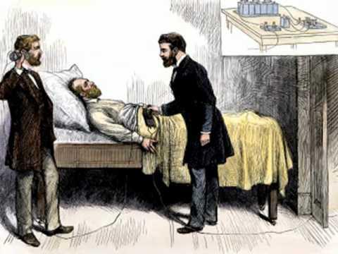 Alexander Graham Bell and the Garfield Assassination