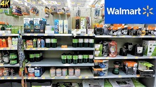 ENTIRE SURVIVAL AND CAMPING SECTION AT WALMART - Survival Gear Emergency Prepardness Prepping Items