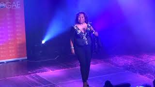 ESCKAZ in Amsterdam: Justine Pelmelay - Soul medley (at Amsterdam Calling)