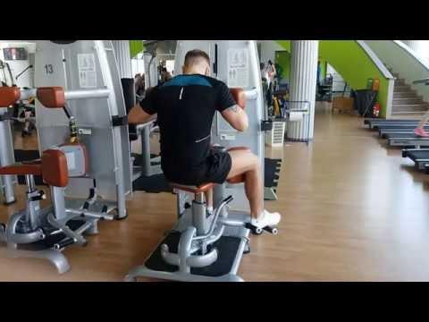 Ćwiczenia do rozwijania mięśni stabilizujących