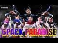 Fischer's、ヒャダイン作詞作曲の「6 PACK PARADISE ~序章~」MVを公開 宅トレYouTuber竹脇まりなが監修