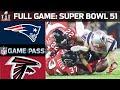 Super Bowl 51 FULL GAME New England Pat