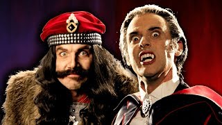 Vlad the Impaler vs Count Dracula. Epic Rap Battles of History