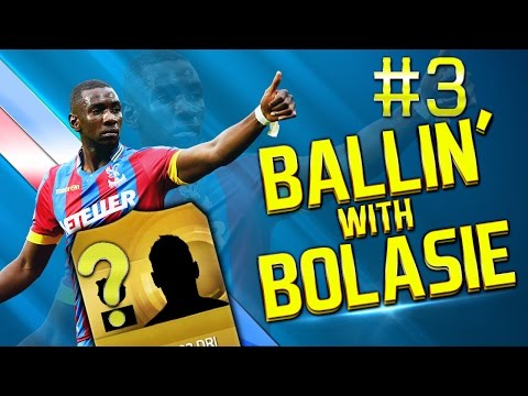 "BALLIN' WITH BOLASIE #3 ""1st SKILLER UNLOCKED!"" FIFA MARKET SCREWED?"