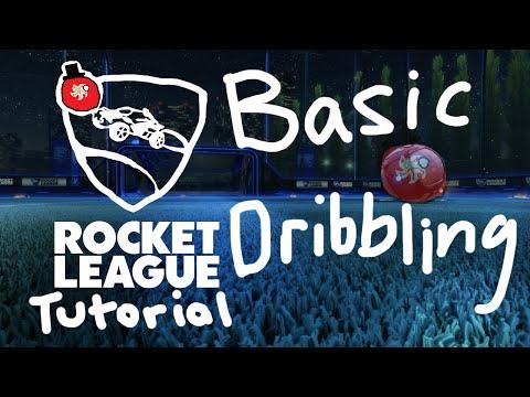 Basic Dribbling & Flicks | Rocket League Tutorial