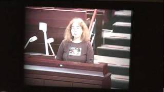 Citizen Speeches - Nancy Hey: CPS&Family Court Corruption