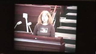 Citizen Speeches - Nancy Hey: CPS&Family Court Corruption