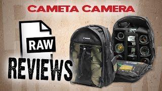 RAW Reviews - Canon 200EG Camera Backpack