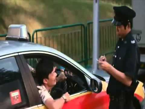 爆笑!新加坡警員抄牌