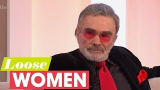 Burt Reynolds On Angelina Jolie's Relationship With Jon Voight | Loose Women