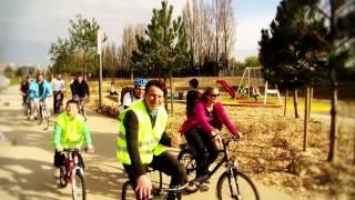 preview picture of video 'Balade à vélo Mieux se déplacer à bicyclette'