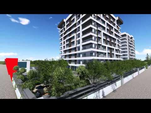 Neva Panora Residence Videosu