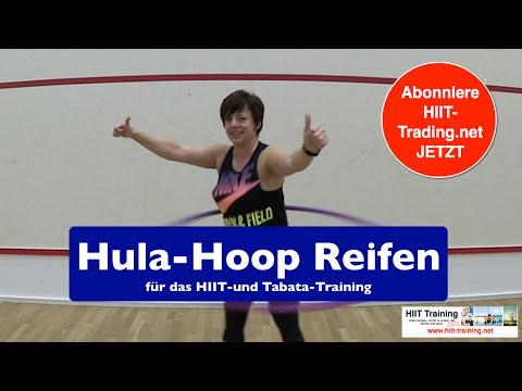 Hoopomania Profi Hoop, Hula Hoop mi Metalkern und Schaumstoffüberzug 0,8kg