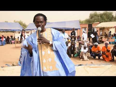 Baba Maal s'adresse à sa communauté pour l'abandon de l'excision...