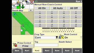 AFS Pro 700: Section Control Overview