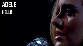 Adele - Hello (Live at Skavlan) | sub Español + lyrics