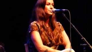 """Alanis Morissette - """"No Pressure Over Cappuccino"""" (Portland, ME, 8/23/14) 1080p HD"""