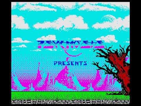 Shadow Of The Beast (ZX Spectrum remake)
