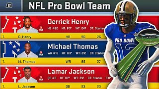 Would the NFL Pro Bowl Team Win the Super Bowl in Madden 20?