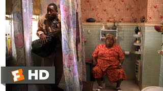 Big Momma's House (2000) - Trapped In the Bathroom Scene (1/5) | Movieclips
