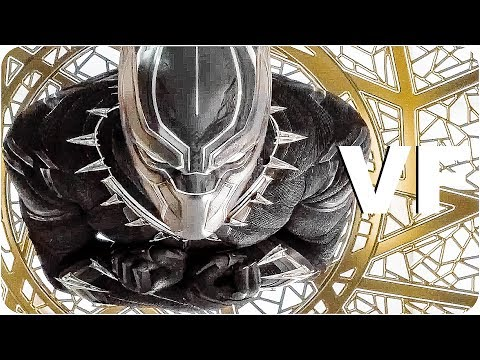 BLACK PANTHER Bande Annonce VF (Nouvelle // 2018)