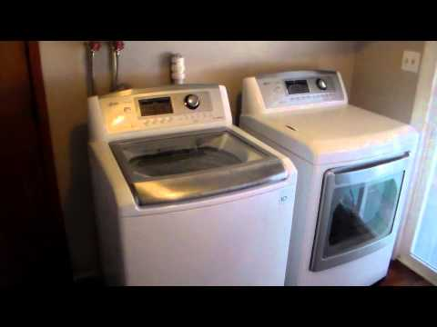 LG Washer and Dryer Review Leaves Clothes Smelling