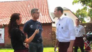 BBQ Brothers - Outdoorchef Ascona MX 570 im Grilltest, Torsten Oesmann (Hagenah): Dorade